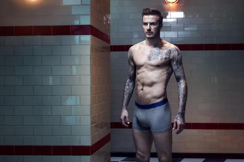Beckham luôn nằm trong top đàn ông hấp dẫn nhất thế giới