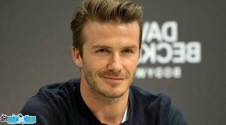 Cầu thủ nổi tiếng David Beckham