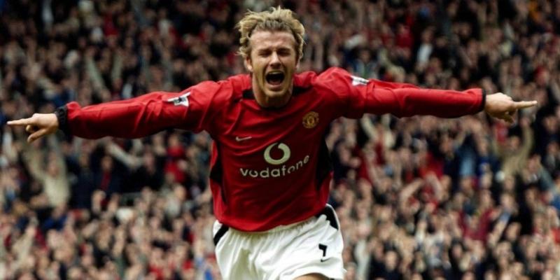 David Beckham dành tình cảm đặc biệt cho Quỷ đỏ
