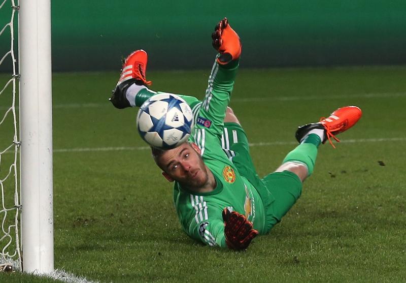 De Gea ngày càng chứng tỏ được tài năng của mình