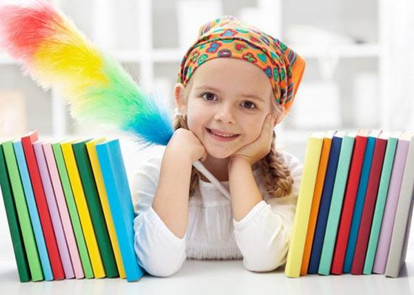 Hãy dạy con tính kỉ luật từ khi con còn nhỏ.