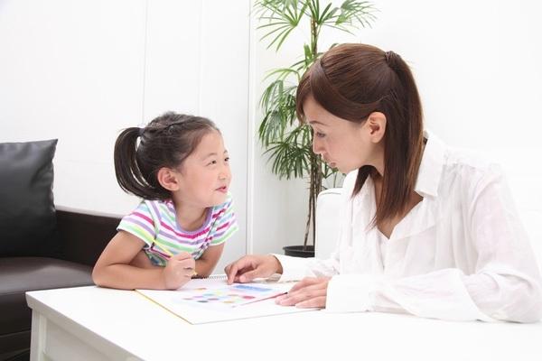 Cha mẹ Nhật dạy chữ cho con từ sớm