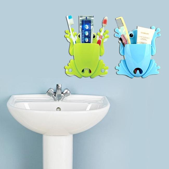 Để bàn chải đánh răng trong nhà tắm khiến vi khuẩn xâm nhập
