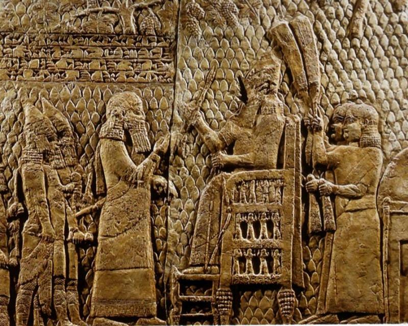 Di sản còn lại từ Đế chế Akkad