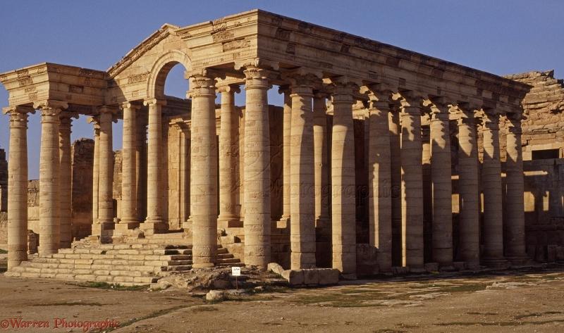 Di sản còn lại từ Đế chế Assyria