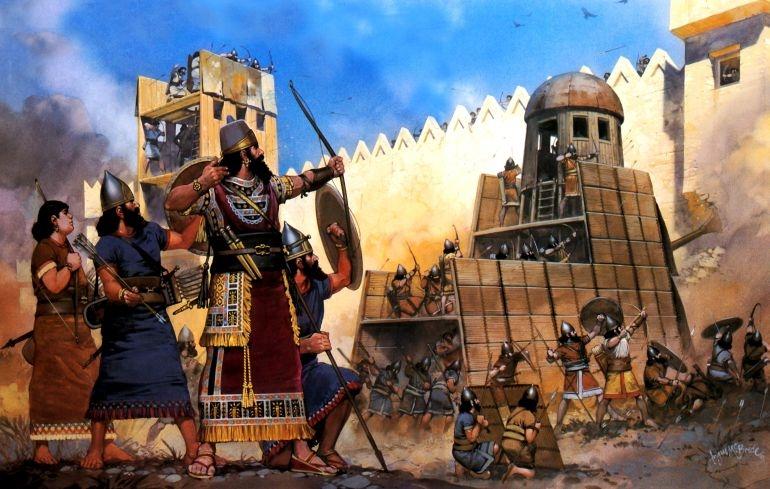 Đế chế Assyria