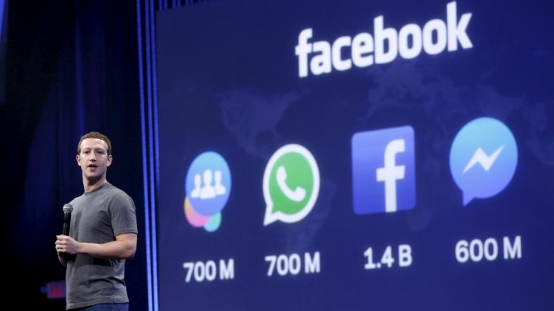 Đế chế Facebook