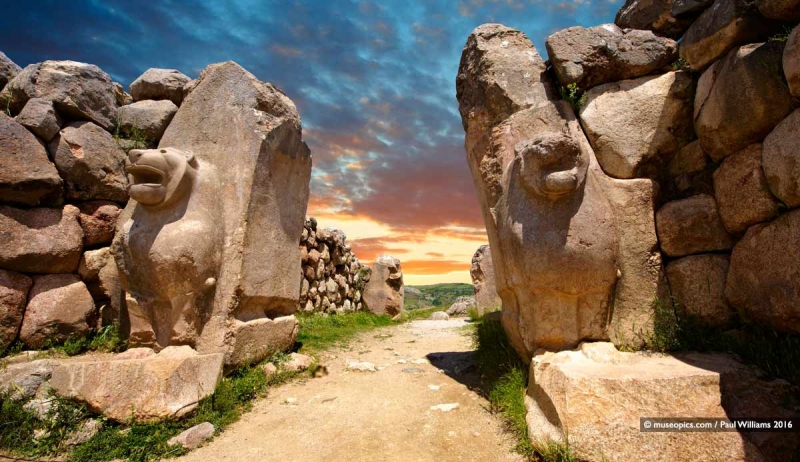 Di tích từ đế chế Hittite