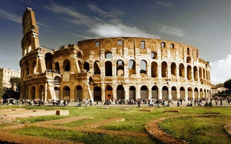 Di tích còn lại từ thời La Mã cổ đại