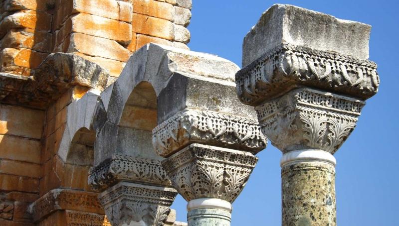 Di tích còn lại từ Đế chế Macedonia