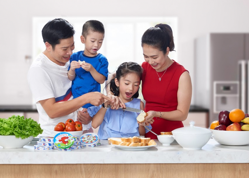 Trước mỗi bữa ăn mẹ hãy hỏi con hôm nay con muốn ăn gì