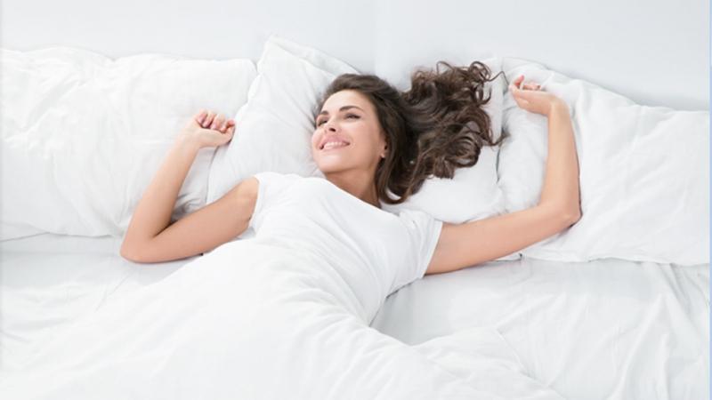 Ngủ đủ giấc sẽ khiến việc giảm cân dễ dàng hơn.