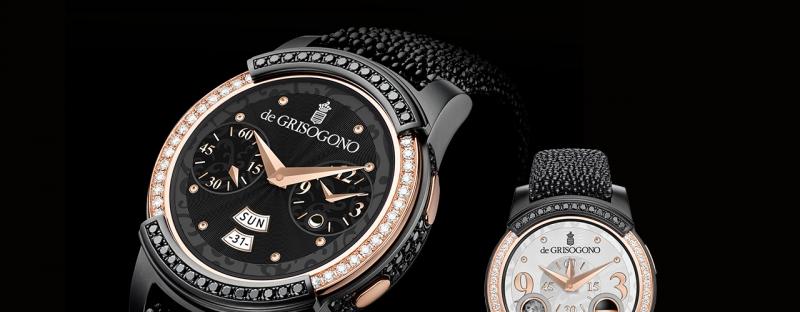 Những thiết kế với những viên kim cương là thế mạnh của thương hiệu (Nguồn: Sưu tầm)