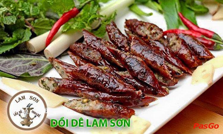 Dê Lam Sơn – Yên Thế