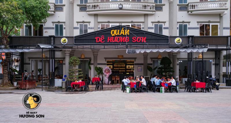 Dê Quay Hương Sơn