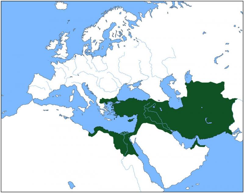 Lãnh thổ Đế quốc Achaemenes