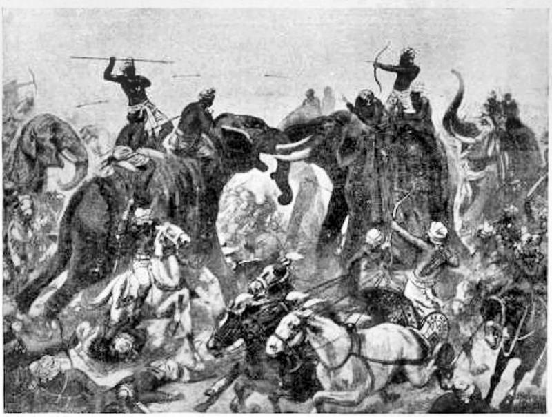 Trận chiến của Đế quốc Ba Tư