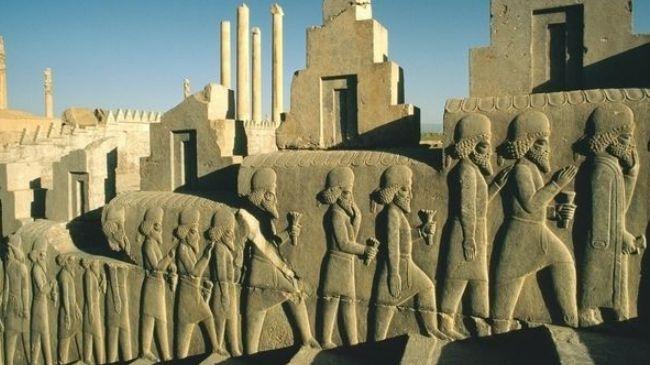 Di tích còn lại từ Đế quốc Ba Tư