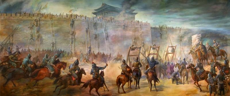 Đế quốc Mông Cổ bành trướng khiến khoảng 30 triệu – 60 triệu người tử vong