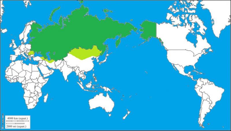 Lãnh thổ Đế quốc Nga