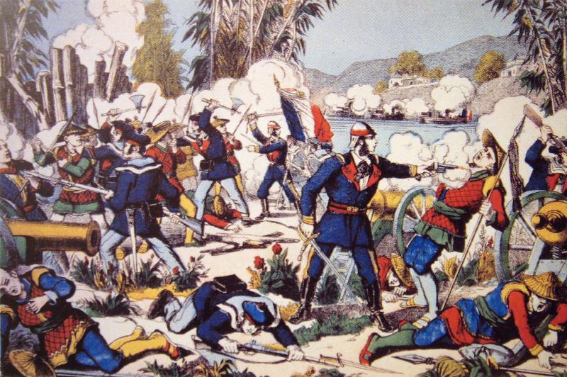 Đế quốc thực dân Pháp