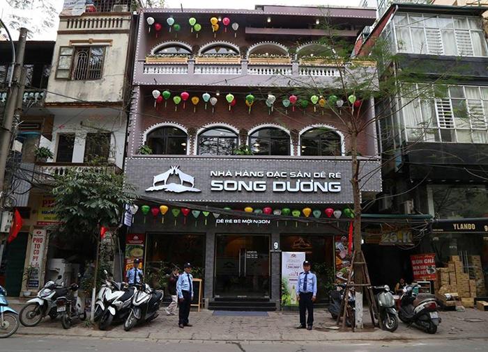 Dê Ré Song Dương - Hàn Thuyên