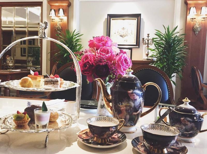 Set trà đậm chất quý tộc