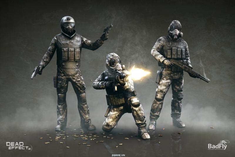 Game thủ cần vận dụng mọi vũ khí để tiêu diệt zombie