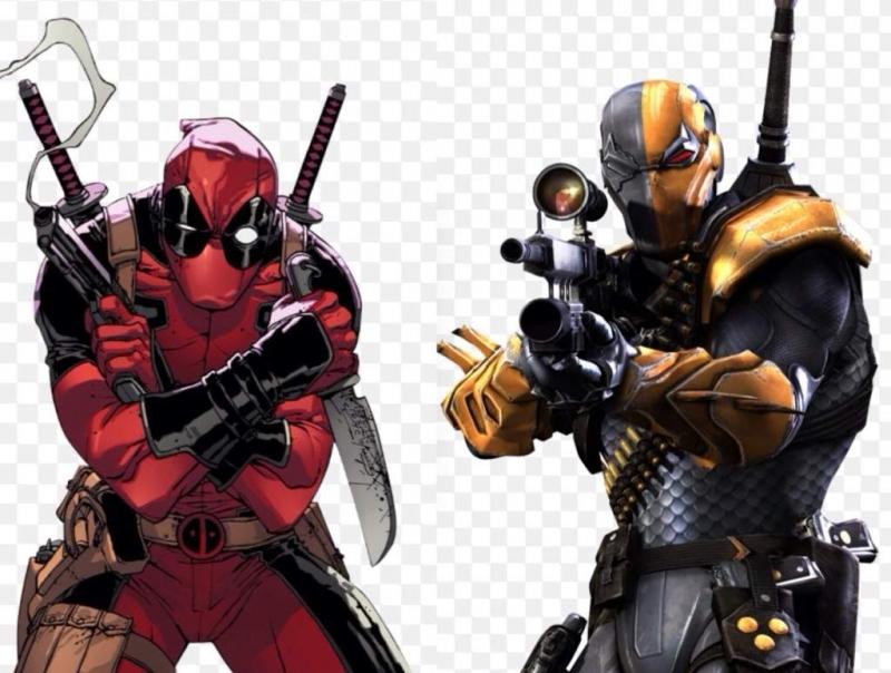 Deadpool và Deathstroke