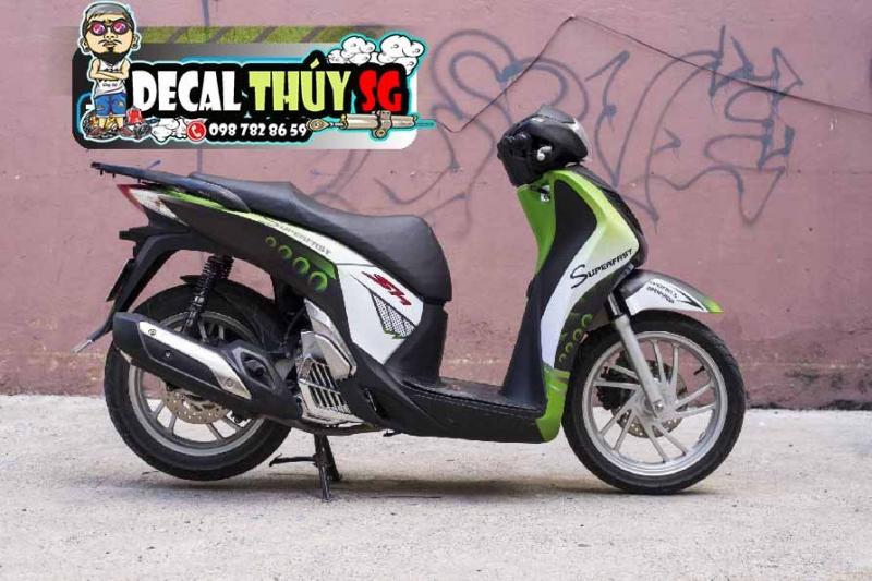 Decal Thúy SG