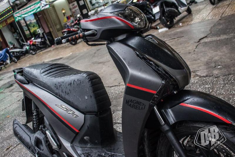 Top 4 địa chỉ dán keo/decal xe máy đẹp nhất quận 10, TP. HCM