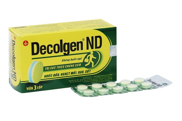 Sản phẩm Decolgen
