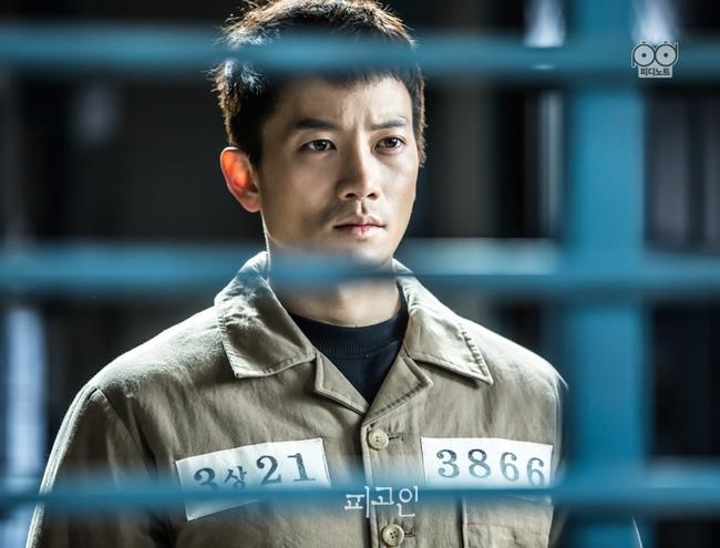 Ji Sung trong vai Jung Woo - nhân vật chính của bộ phim