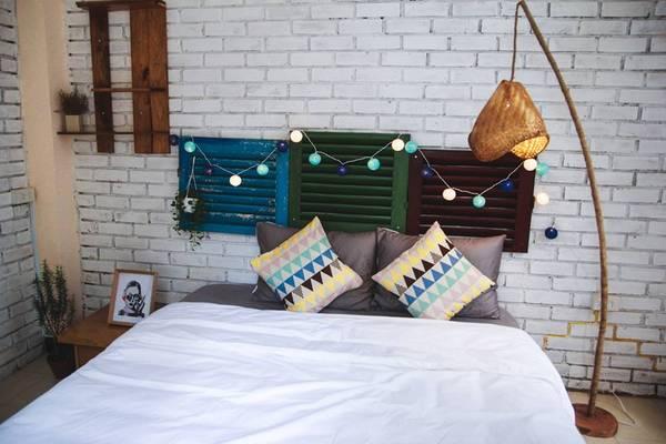 Phòng tại Deja Vu homestay