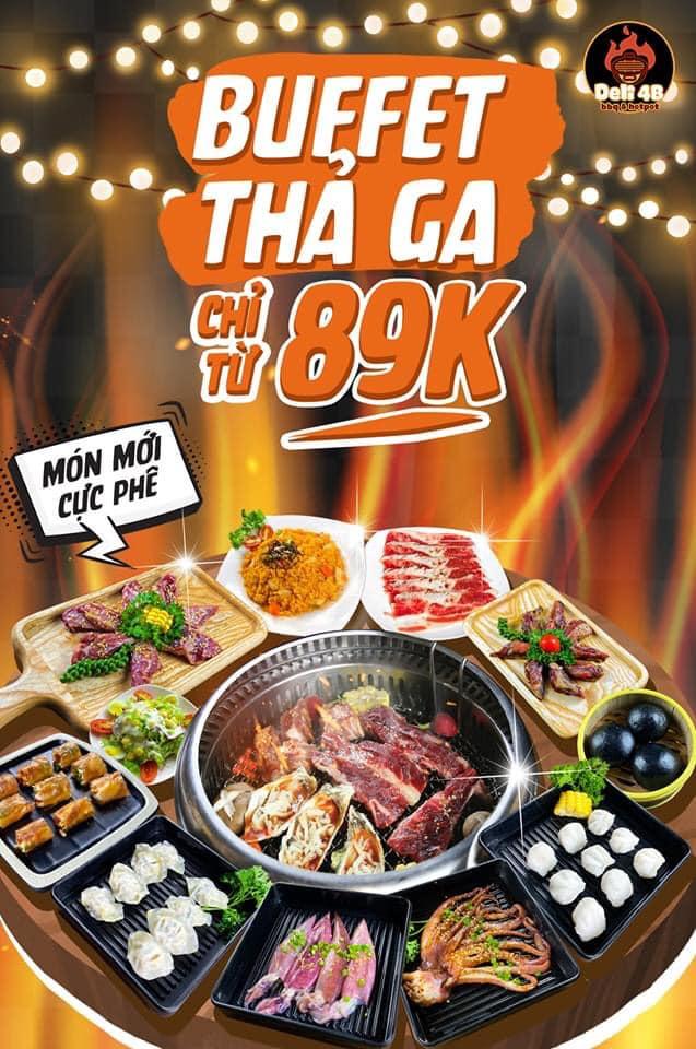 Deli 4B - BBQ & Hotpot 186 Thượng Đình