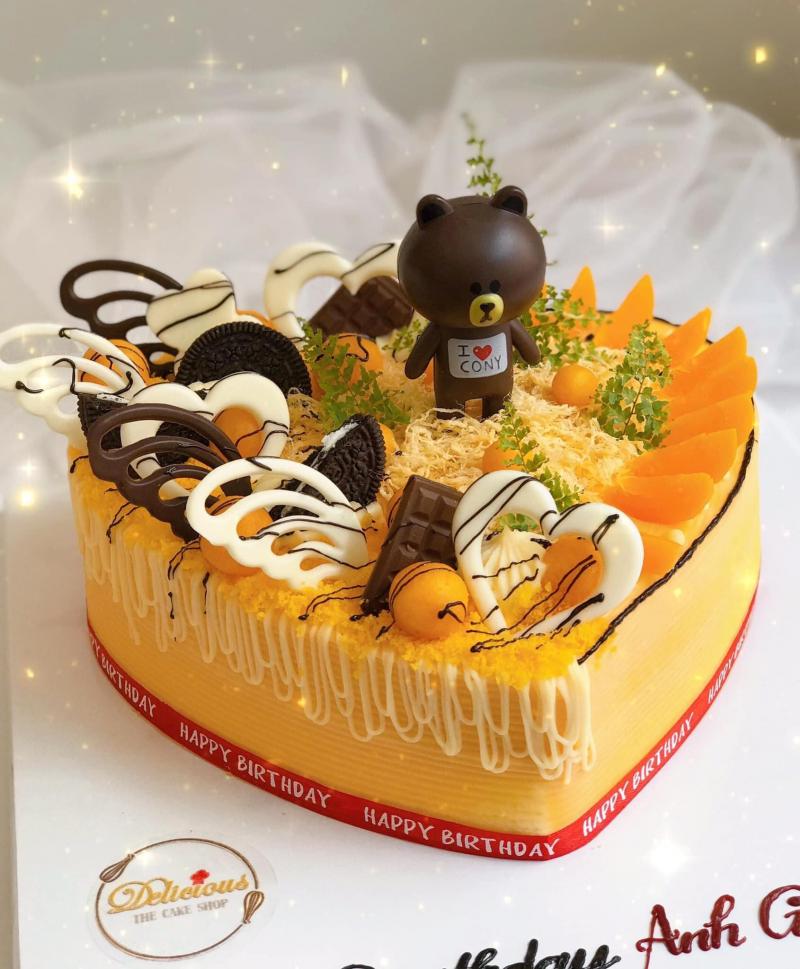 Delicious - The Cake Shop