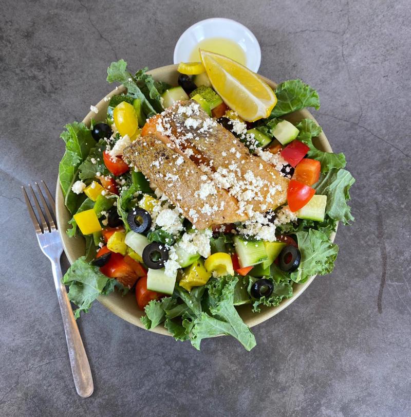 Delisa-Fresh Salad Bar