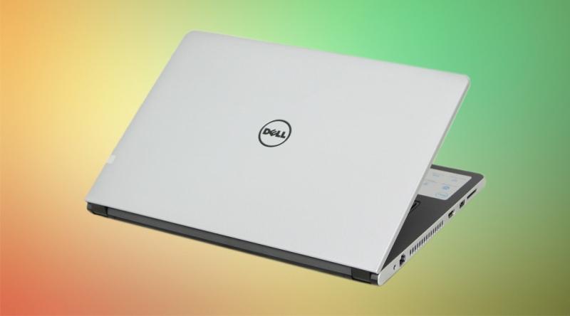 Dell Inspiron 5459 i7 6500U sở hữu thiết kế vô cùng sắc sảo