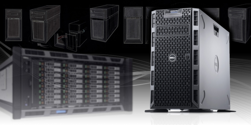 Máy chủ Dell PowerEdge T620