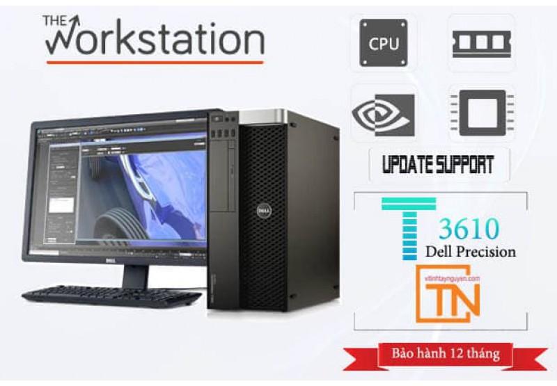 DELL Workstation T3610