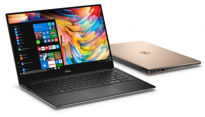 Laptop văn phòng Dell XPS 13