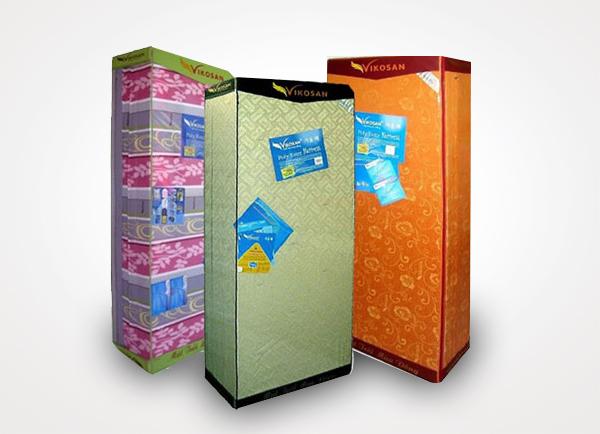 Sản phẩm đệm Vikosan được sản xuất dựa trên dây chuyền công nghệ hiện đại của Hàn Quốc cũng như sử dụng nguyên liệu nhập khẩu tuyệt đối,