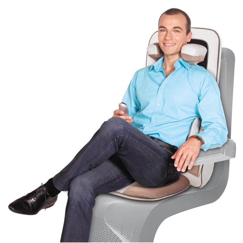 Đệm massage 3D hồng ngoại LA110311 là sự kết hợp từ các chức năng và kỹ thuật massage giúp bạn có 1 trải nghiệm massage tốt nhấ