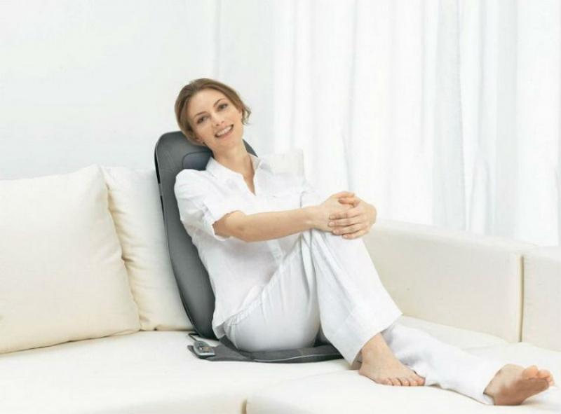 Đệm massage Beurer MG206 giúp người dùng thoải mái thư giãn