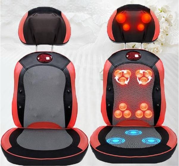 Đệm Massage toàn thân Nhật bản 3D -F04