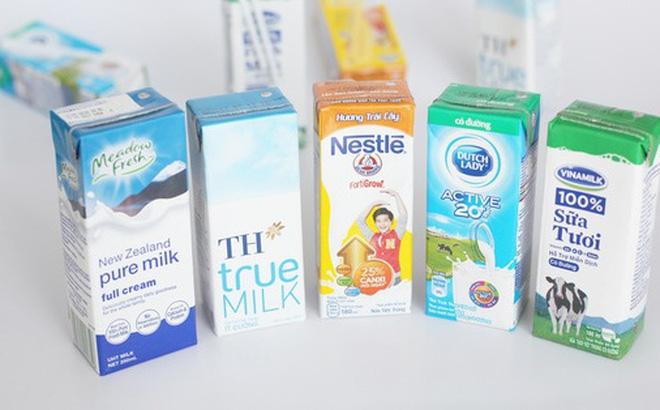 Đem theo một vài hộp sữa là ý tưởng sáng suốt (Ảnh minh họa: Soha.vn)
