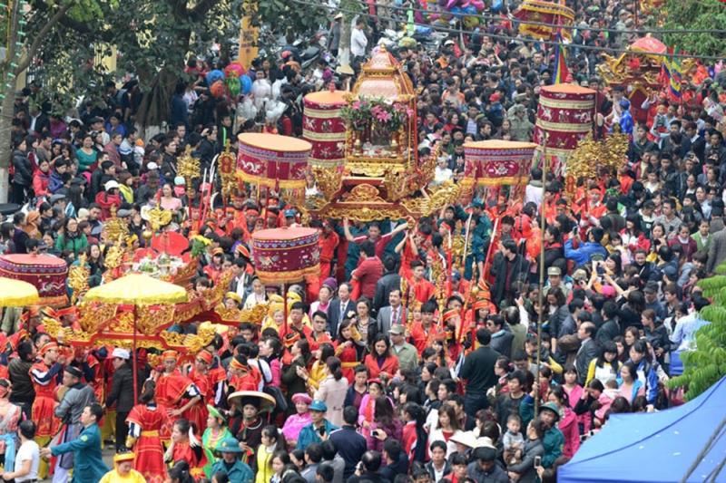 Hội Đền Bắc Lệ diễn ra vào ngày 20/9 Âm lịch