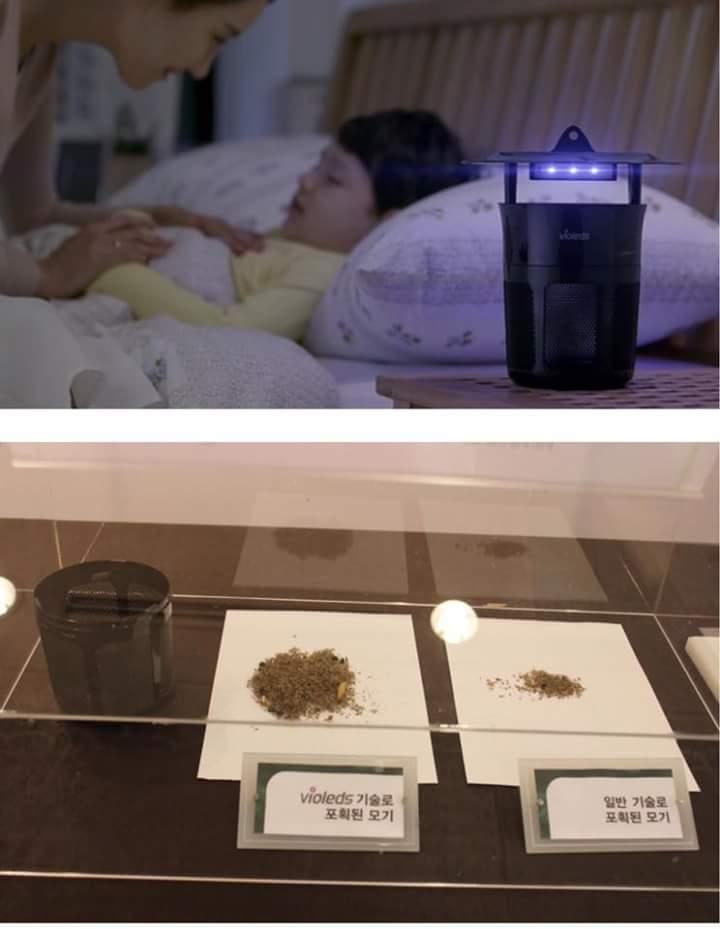 Khuyến khích bật đèn trong nhà có nhiều muỗi