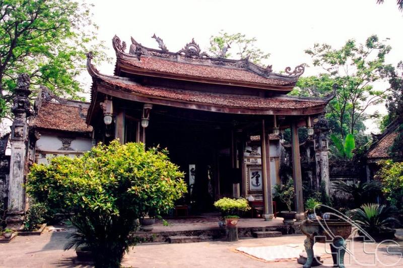 Đền Chử Đổng Tử ở Khoái Châu, Hưng Yên