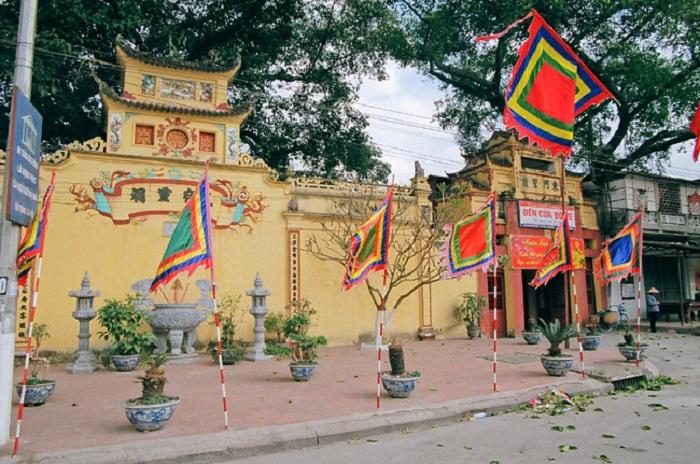 Đền Cửa Đông